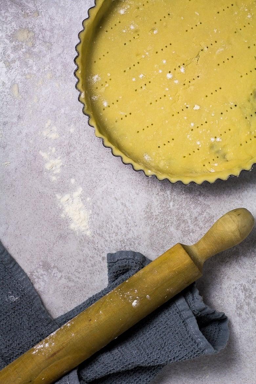 The Perfect Tart Crust